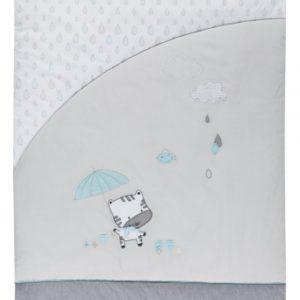 Alvi Krabbeldecke Raindrops