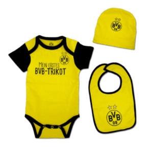 BVB Baby-Geschenkbox 3-teilig Größe 62/68