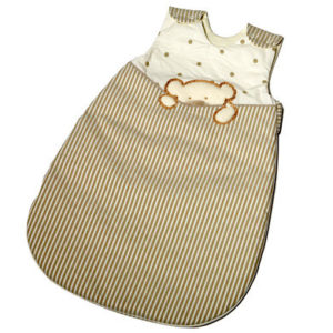 Be Be 's Collection Winterschlafsack Big Willi beige 90 cm