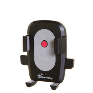 Dreambaby® Strollerbuddy® Smartphone Halterung, Schwarz