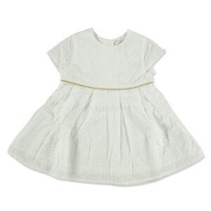 ESPRIT Newborn Girls Kleid weiß