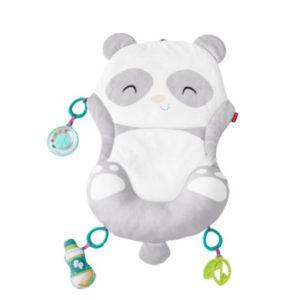 Fisher-Price® 2-in-1 Panda Spielmatte mit Spielkissen