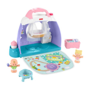Fisher-Price® Little People Babys Kinderzimmer