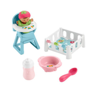 Fisher-Price® Little People Babys Snack & Schlaf