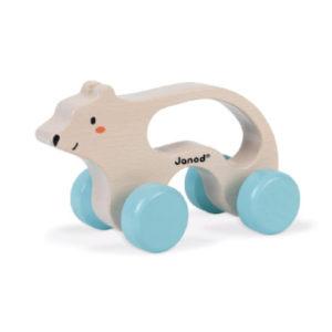 Janod-WWF® Greifling-Auto Bär