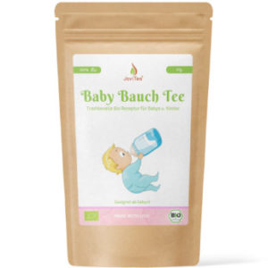 JoviTea Bio Baby Bauch Tee 60 g von Geburt an