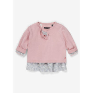 Marc O'Polo Girls Kleid mit Pullover zephyr