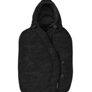 Maxi-Cosi Fußsack für Babyschale Nomad Black