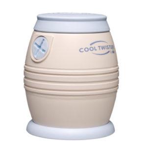 NIP Fläschenwasser-Abkühler COOL TWISTER® first moments Blau/Beige