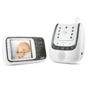 NUK Babyphone Eco Control + Video