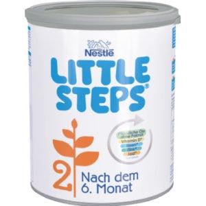 Nestlé LITTLE STEPS 2 Folgemilch 800g nach dem 6. Monat