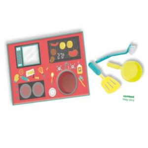 SES Creative® Sandspielmatte - Küche