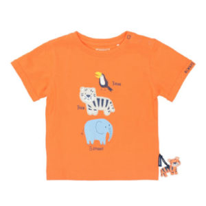 STACCATO T-Shirt orange