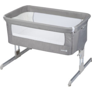 Safety 1st Beistellbett Calidoo Warm Grey