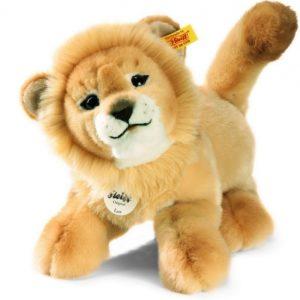 Steiff 065651 Leo Baby Schlenker Löwe 28 beige