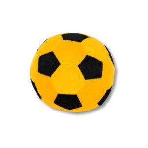 Sterntaler Ball gelb/schwarz