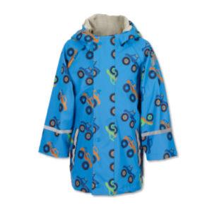 Sterntaler Regenjacke ungefüttert azurblau