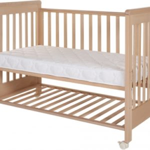 Treppy 1135 Beistellbett Dreamy Plus2 Natural 120x60cm