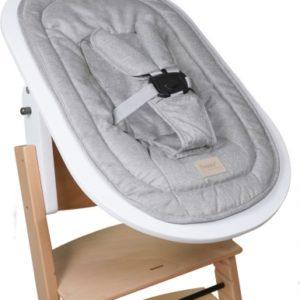 Treppy 2070 Neugeborenenaufsatz weiß für Hochstuhl