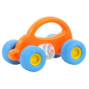 Wader Quality Toys Baby Gripcar PKW - orange
