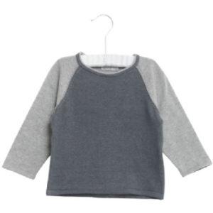 Wheat Knit Pullover Bashir darkblue - bunt - Jungen