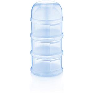babyJem Milchpulver Portionierer - Behälter blue