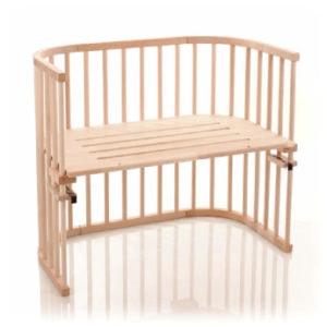 babybay Beistellbett Maxi natur unbehandelt - Gr.51x89 cm