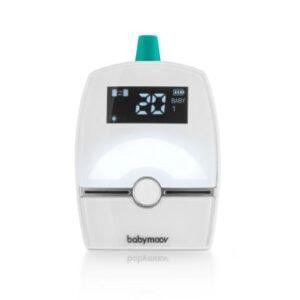 babymoov Zusatzsender für Babyphone Premium Care weiß