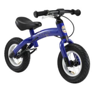 bikestar Mitwachsendes Kinder Laufrad 10 Sport Blau