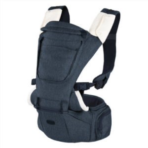 chicco Babytrage Hip Seat Denim