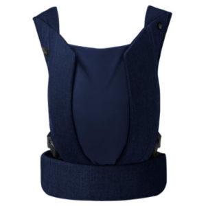 cybex PLATINUM Babytrage Yema Click Denim Midnight Blue-navy blue