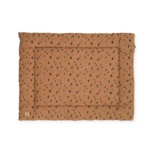 jollein Krabbeldecke Spot caramel 80x100 cm