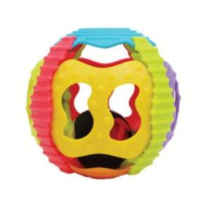 playgro Flexi-Ball Shake Rattle & Roll