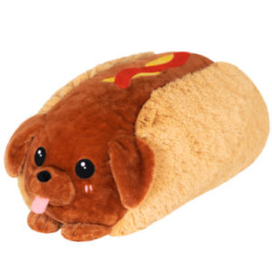 squishable® Hund Hot Dog 38 cm